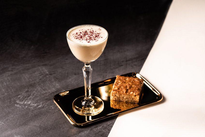 W London Luxury Hotel - London, United Kingdom - The Perception Bar Breakfast