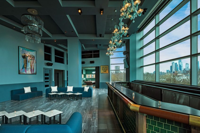 W Hoboken Luxury Hotel - Hoboken, NJ, USA - LULU