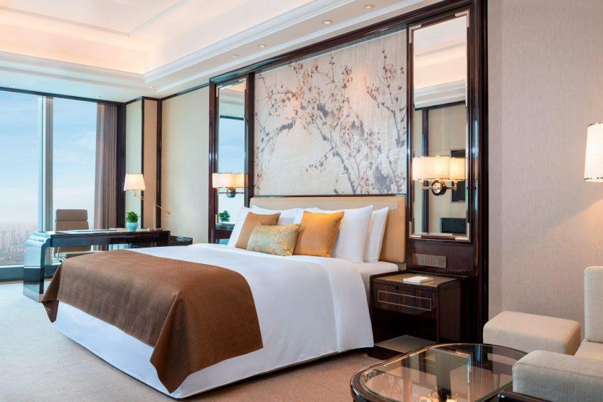 The St. Regis Changsha Luxury Hotel - Changsha, China - Superior Guest Room