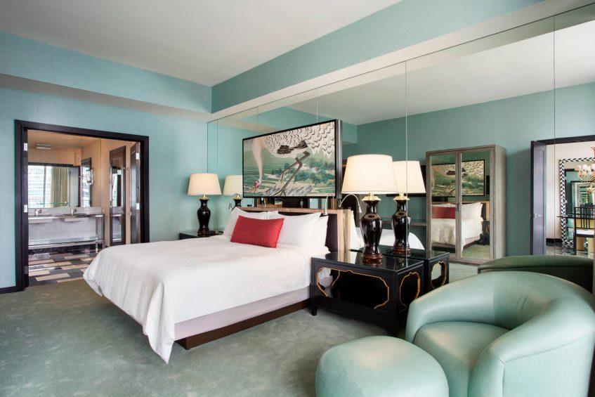 W Miami Luxury Hotel - Miami, FL, USA - Fantastic Suite King Bed