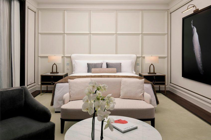 The St. Regis Astana Luxury Hotel - Astana, Kazakhstan - St. Regis Suite Bedroom