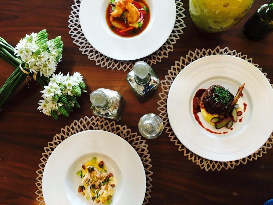 W Bogota Luxury Hotel - Bogota, Colombia - Gourmet Menu