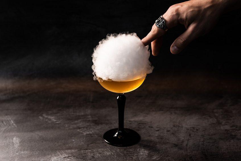 W London Luxury Hotel - London, United Kingdom - The Perception Bar Pop It Like It's Hot