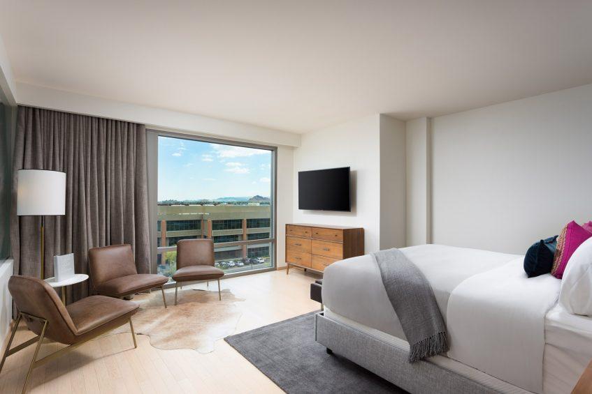 W Scottsdale Luxury Hotel - Scottsdale, AZ, USA - Extreme Wow Suite King