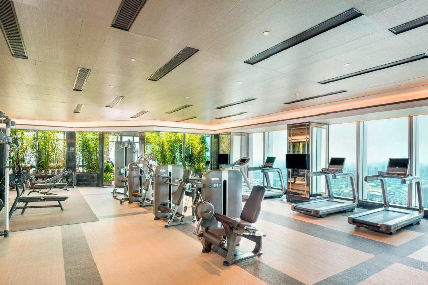 The St. Regis Changsha Luxury Hotel - Changsha, China - Fitness Center
