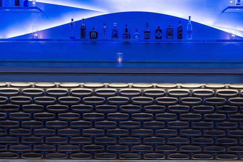 W Dallas Victory Luxury Hotel - Dallas, TX, USA - Altitude Bar Design