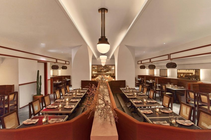 W New York Times Square Luxury Hotel - New York, NY, USA - Dos Caminos Times Square