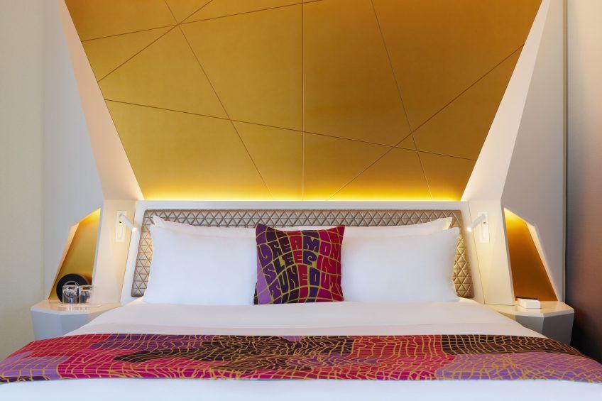 W San Francisco Luxury Hotel - San Francisco, CA, USA - W Hotels Bed Detail