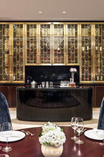 The St. Regis Chengdu Luxury Hotel - Chengdu, Sichuan, China - Presidential Suite Bar