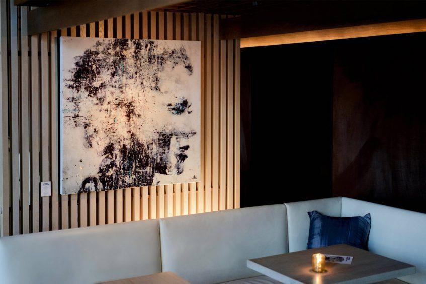 W Boston Luxury Hotel - Boston, MA, USA - The Gallery Art