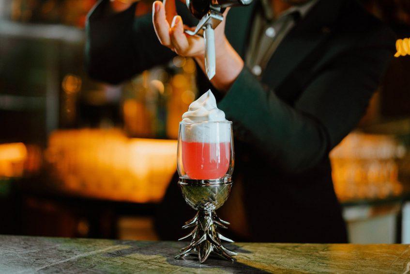 W London Luxury Hotel - London, United Kingdom - The Escapist Cocktail