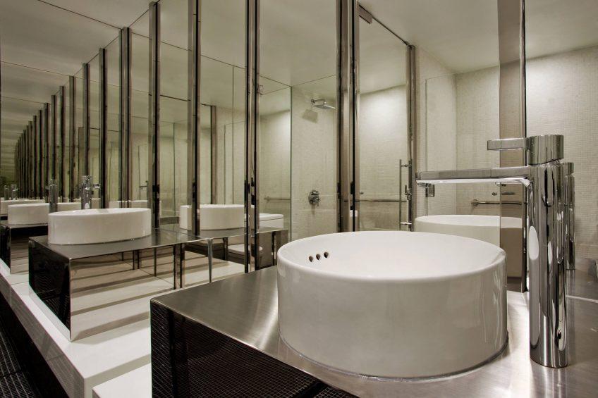 W New Orleans French Quarter Luxury Hotel - New Orleans, LA, USA - Studio Suite Bathroom