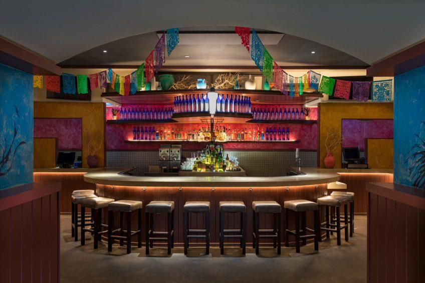 W New York Times Square Luxury Hotel - New York, NY, USA - Dos Caminos Bar