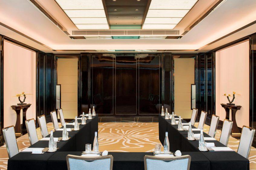The St. Regis Changsha Luxury Hotel - Changsha, China - Meeting Room
