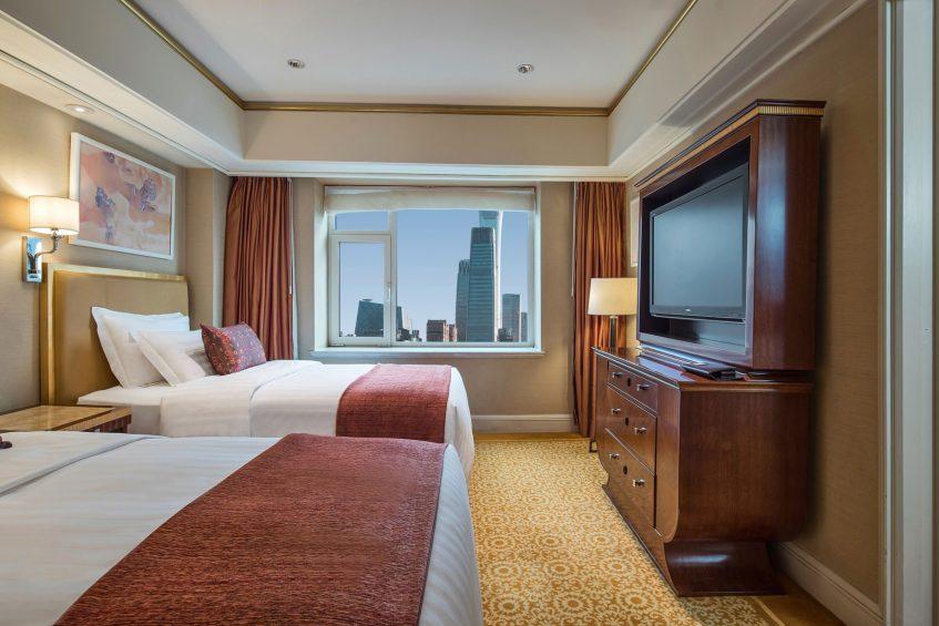 The St. Regis Beijing Luxury Hotel - Beijing, China - Statesman Suite Twin Bedroom