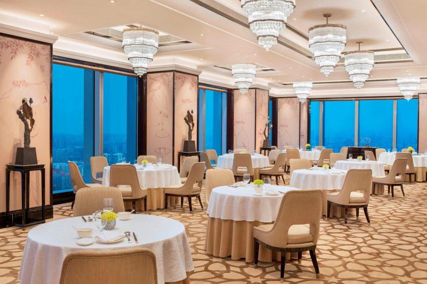 The St. Regis Changsha Luxury Hotel - Changsha, China - Yan Ting Chinese Restaurant