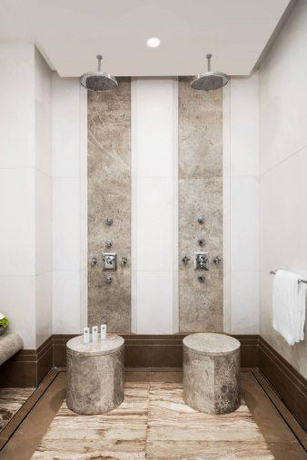 The St. Regis Chengdu Luxury Hotel - Chengdu, Sichuan, China - Presidential Suite Master Bathroom Shower