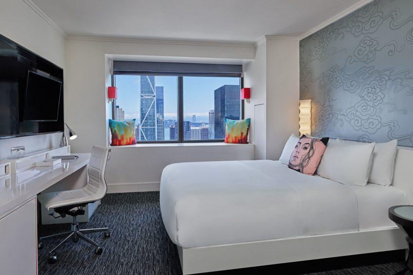 W San Francisco Luxury Hotel - San Francisco, CA, USA - Extreme WOW Suite
