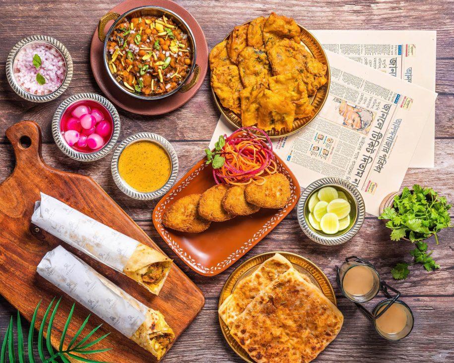 The St. Regis Mumbai Luxury Hotel - Mumbai, India - Traditional Food
