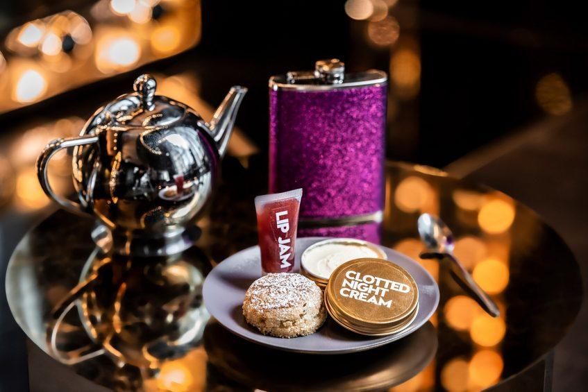 W London Luxury Hotel - London, United Kingdom - Afternoon Tea Delight