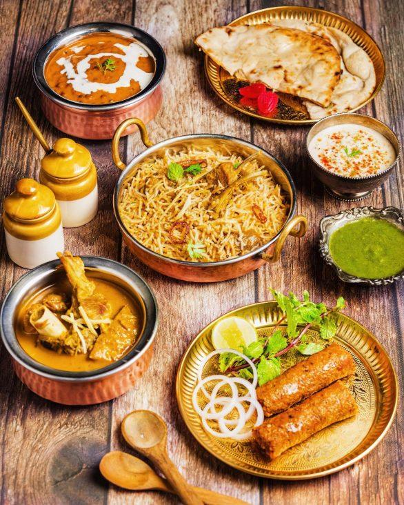 The St. Regis Mumbai Luxury Hotel - Mumbai, India - Gourmet Food