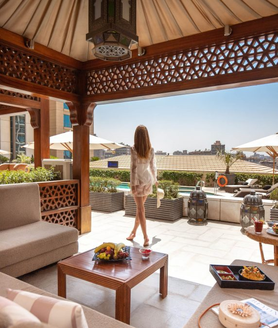 The St. Regis Cairo Luxury Hotel - Cairo, Egypt - Exquisite Experience