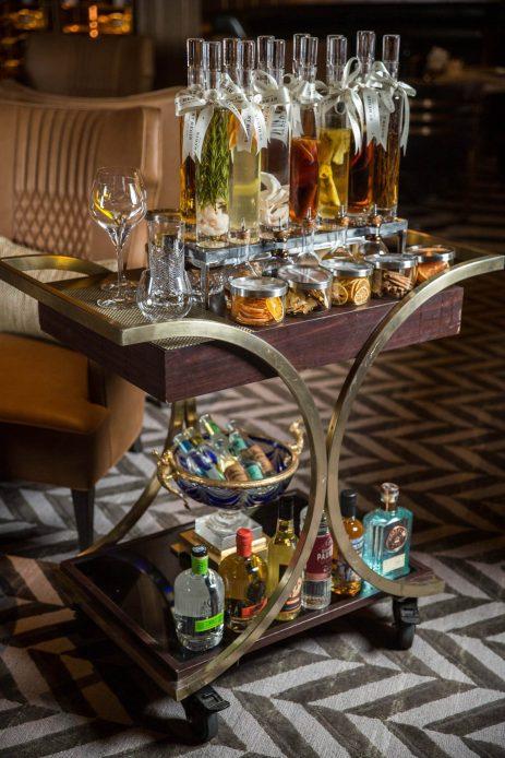 The St. Regis Macao Luxury Hotel - Cotai, Macau SAR, China - Cocktail Trolly