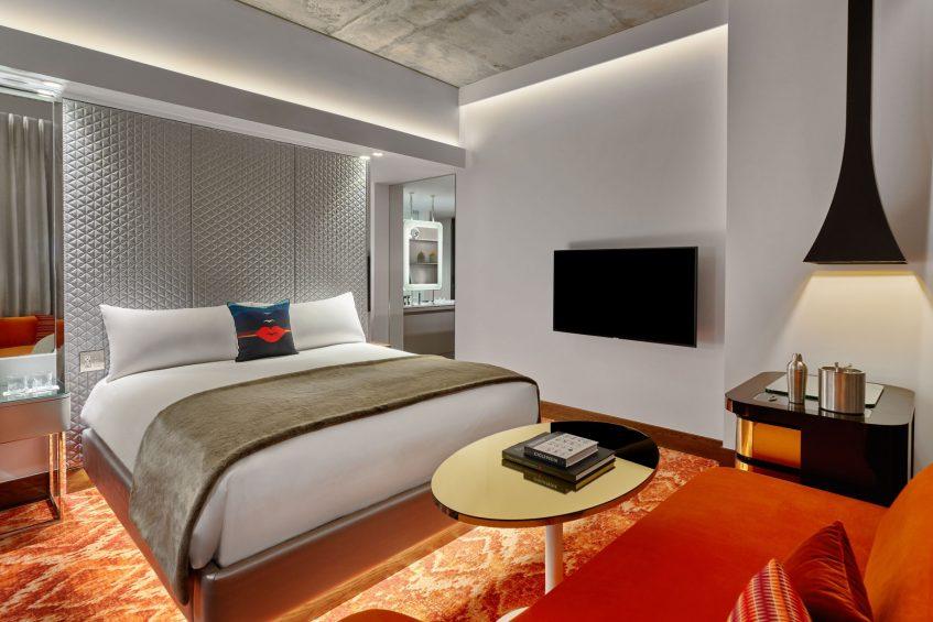 W Aspen Luxury Hotel - Aspen, CO, USA - Fabulous Guest Room King