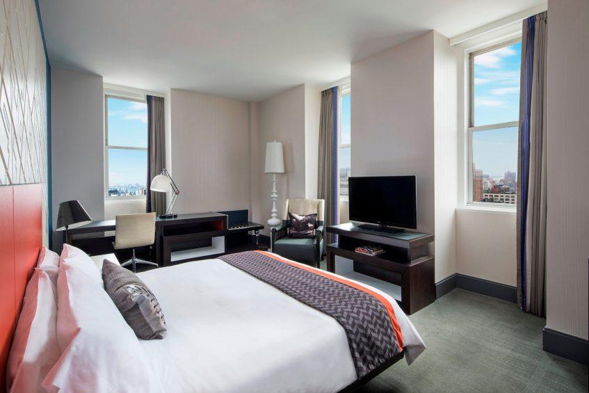 W New York Union Square Luxury Hotel - New York, NY, USA - Mega Guest Room King
