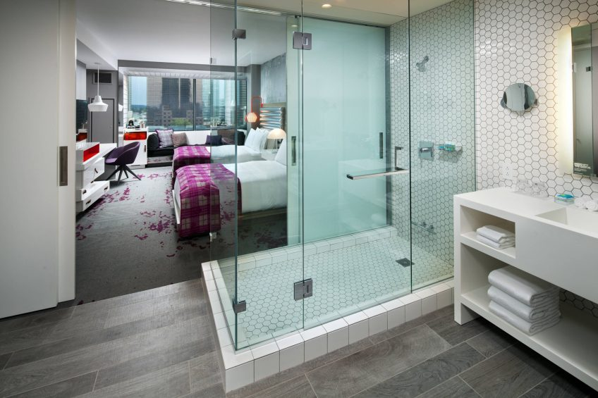 W Bellevue Luxury Hotel - Bellevue, WA, USA - Spectacular Queen Room
