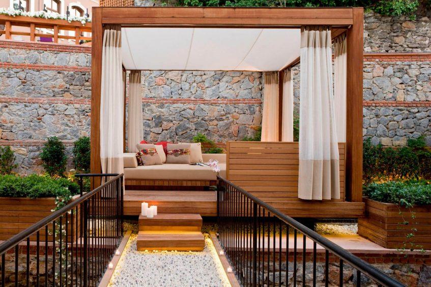 W Istanbul Luxury Hotel - Istanbul, Turkey - Marvelous Room Private Cabana