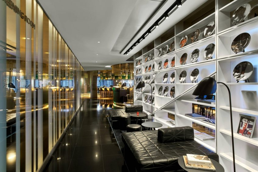 W London Luxury Hotel - London, United Kingdom - The Perception Runway
