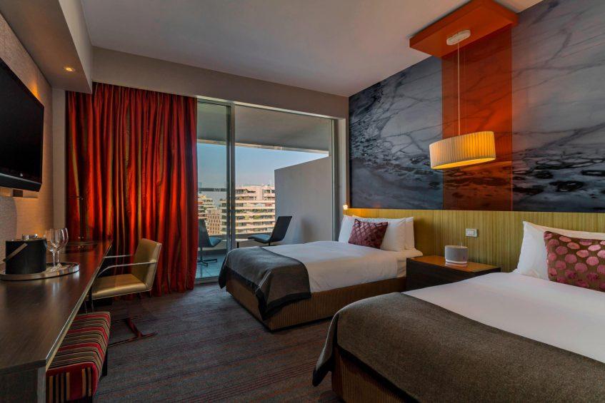 W Santiago Luxury Hotel - Santiago, Chile - Spectacular Guest Room
