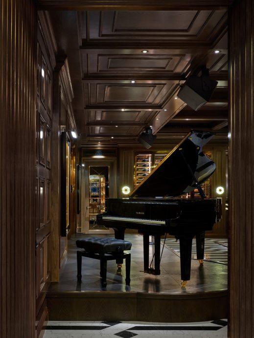 The St. Regis Macao Luxury Hotel - Cotai, Macau SAR, China - St. Regis Macao Piano