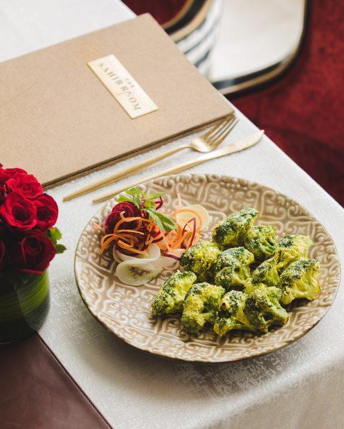 The St. Regis Mumbai Luxury Hotel - Mumbai, India - Broccoli Dak Bangla