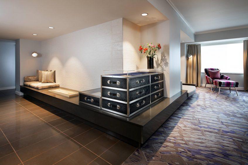 W Seattle Luxury Hotel - Seattle, WA, USA - Extreme WOW Suite
