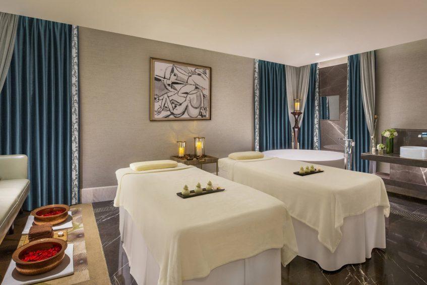 The St. Regis Shanghai Jingan Luxury Hotel - Shanghai, China - Iridium Spa Treatment Room