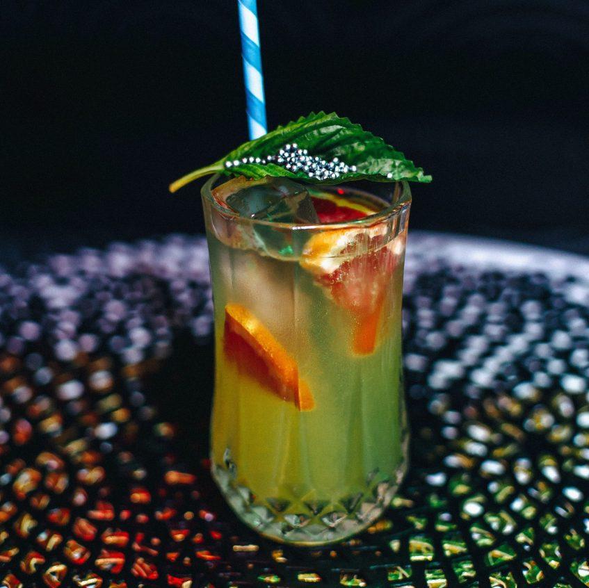 W Bogota Luxury Hotel - Bogota, Colombia - W Exclusive Cocktails