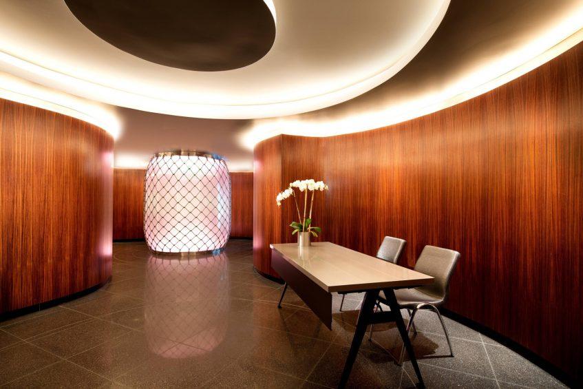 W San Francisco Luxury Hotel - San Francisco, CA, USA - Social Terrace Pre Function Space