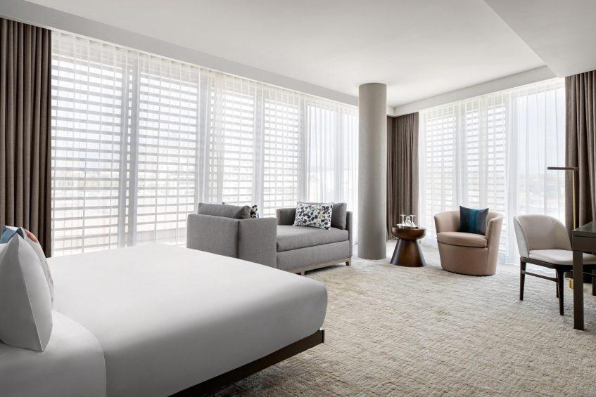 W Scottsdale Luxury Hotel - Scottsdale, AZ, USA - Marvelous and Mega Bed