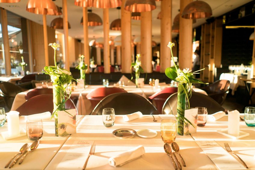 W Verbier Luxury Hotel - Verbier, Switzerland - W Kitchen Event