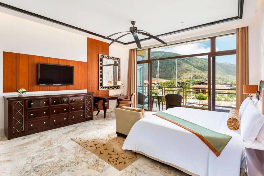 The St. Regis Sanya Yalong Bay Luxury Resort - Hainan, China - Marina Room