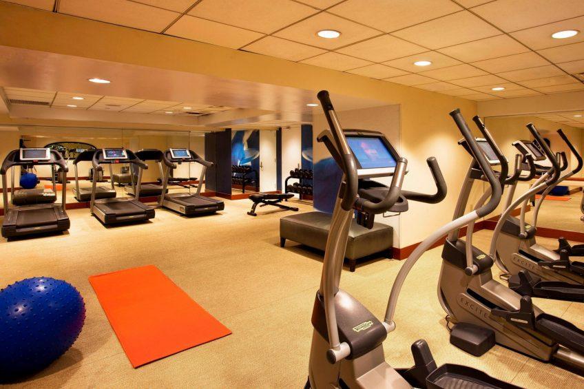 W New York Union Square Luxury Hotel - New York, NY, USA - FIT Gym