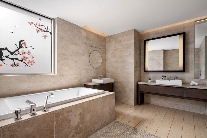W Scottsdale Luxury Hotel - Scottsdale, AZ, USA - Marvelous and Mega Bathroom