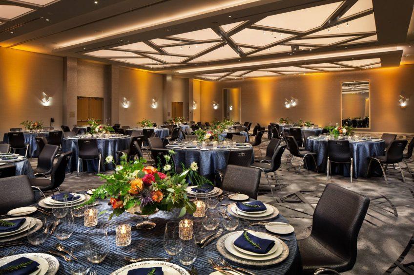 W Bellevue Luxury Hotel - Bellevue, WA, USA - Great Room Social