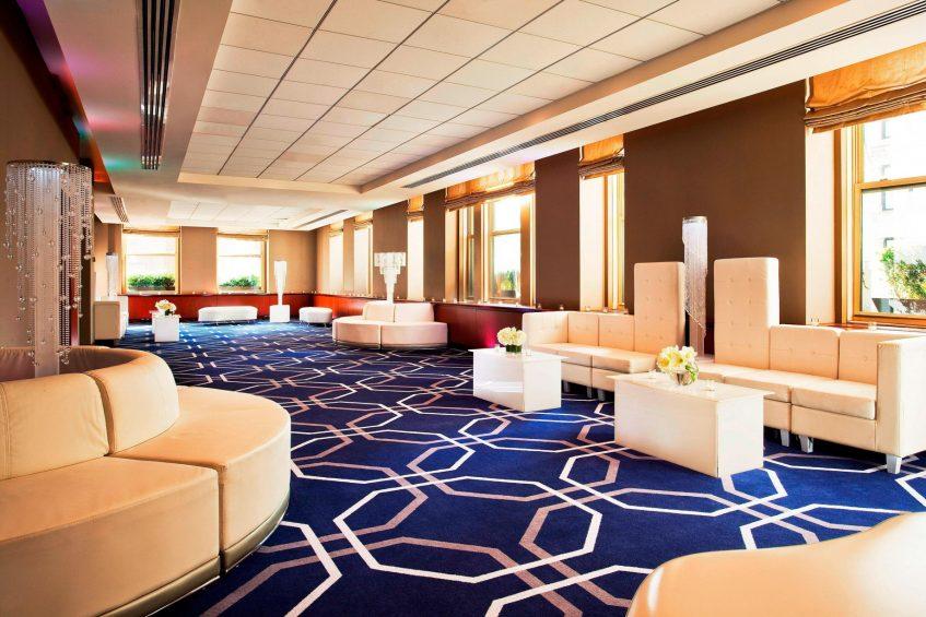 W New York Union Square Luxury Hotel - New York, NY, USA - Lounge