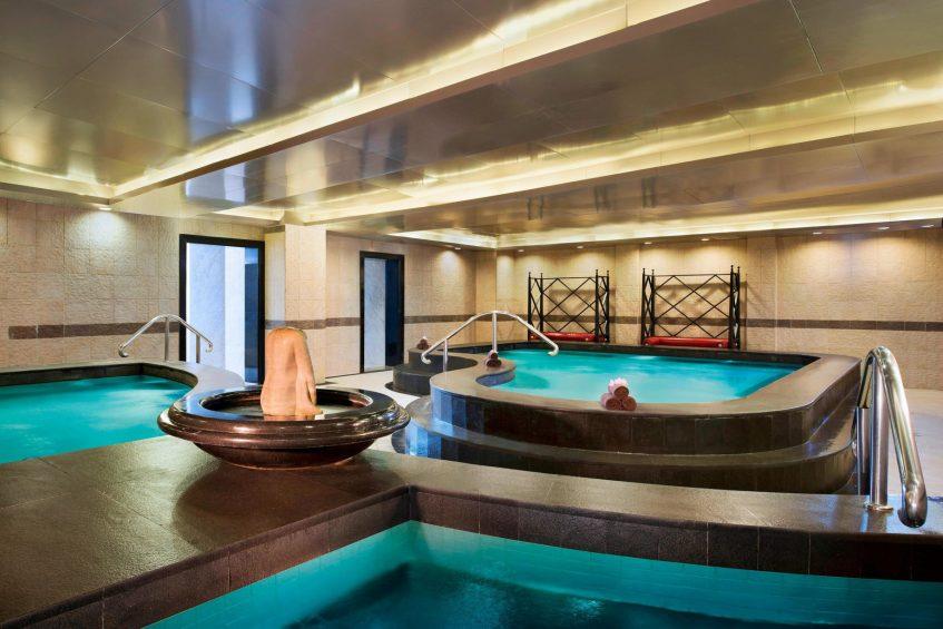 The St. Regis Beijing Luxury Hotel - Beijing, China - Hot Spring