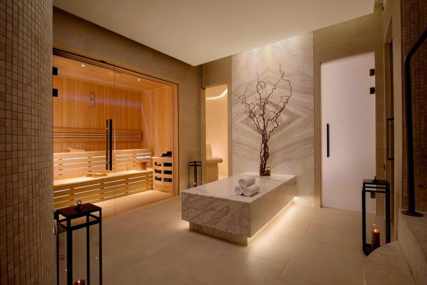 The St. Regis Astana Luxury Hotel - Astana, Kazakhstan - Iridium Spa Wet Area
