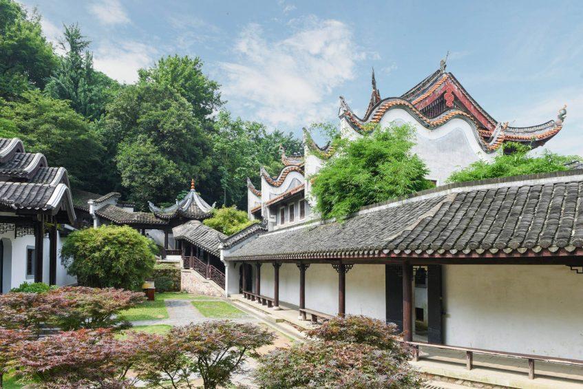 The St. Regis Changsha Luxury Hotel - Changsha, China - Yuelu Academy Landscape
