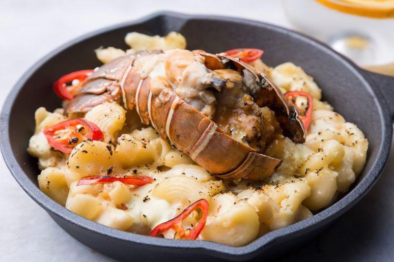 The St. Regis Mumbai Luxury Hotel - Mumbai, India - Grilled Boston Lobster